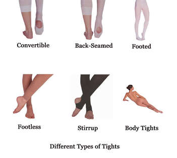 Type Of Pantyhose To